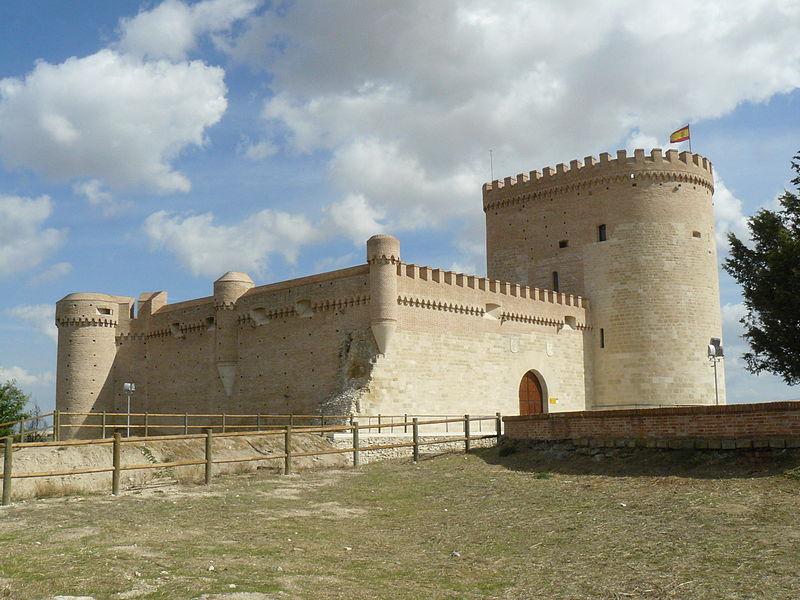 castillo de arevalo