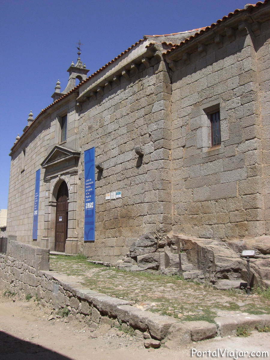 Iglesia de San Miguel (Ledesma)
