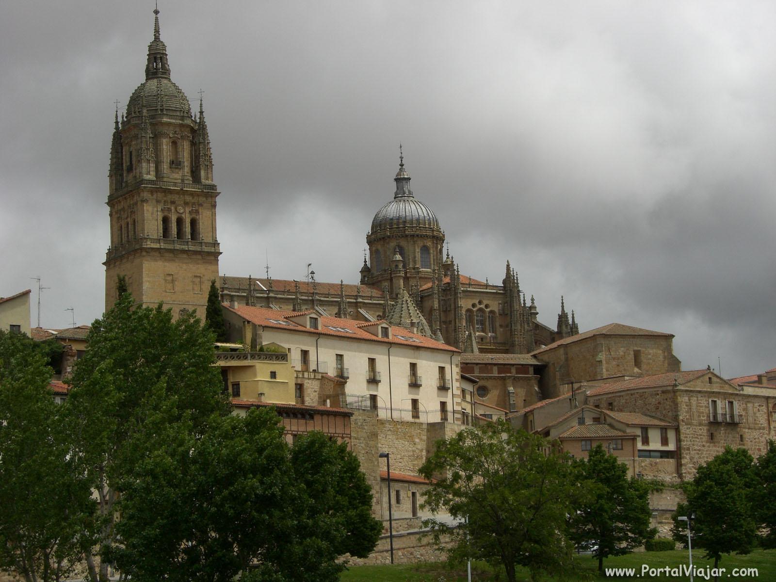 Salamanca - Catedrales