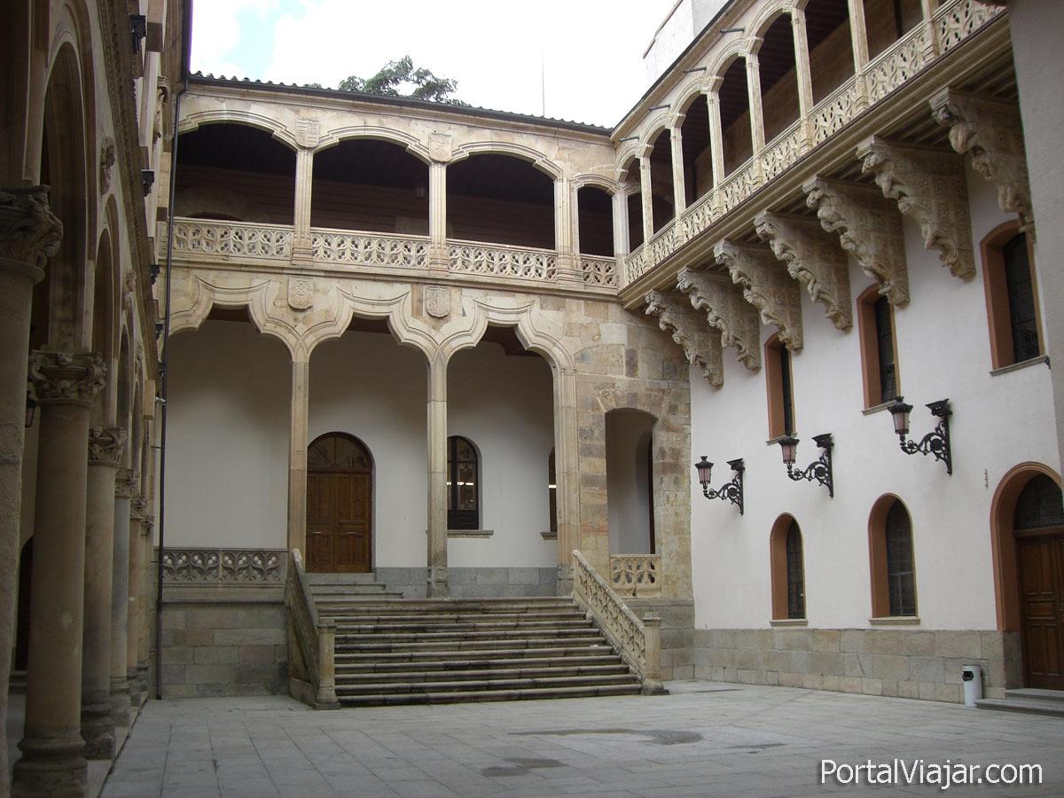 Palacio de Rodrigo de Messía (Salamanca)