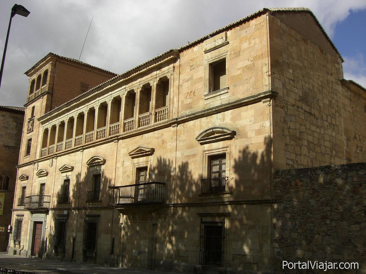 Palacio de Anaya / Orellana (Salamanca)