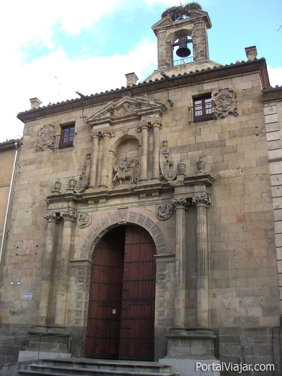 Parroquia de San Martín (Salamanca)