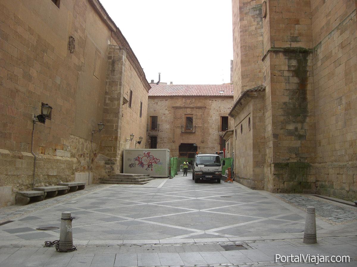 Plaza de San Benito (Salamanca)