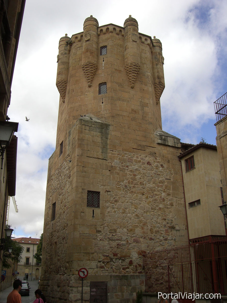 Torre del Clavero (Salamanca)