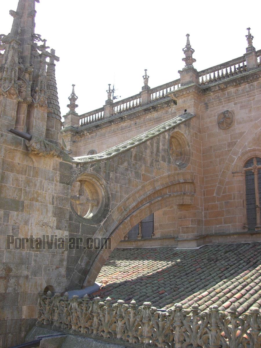 Tejados de la Catedral (Salamanca)