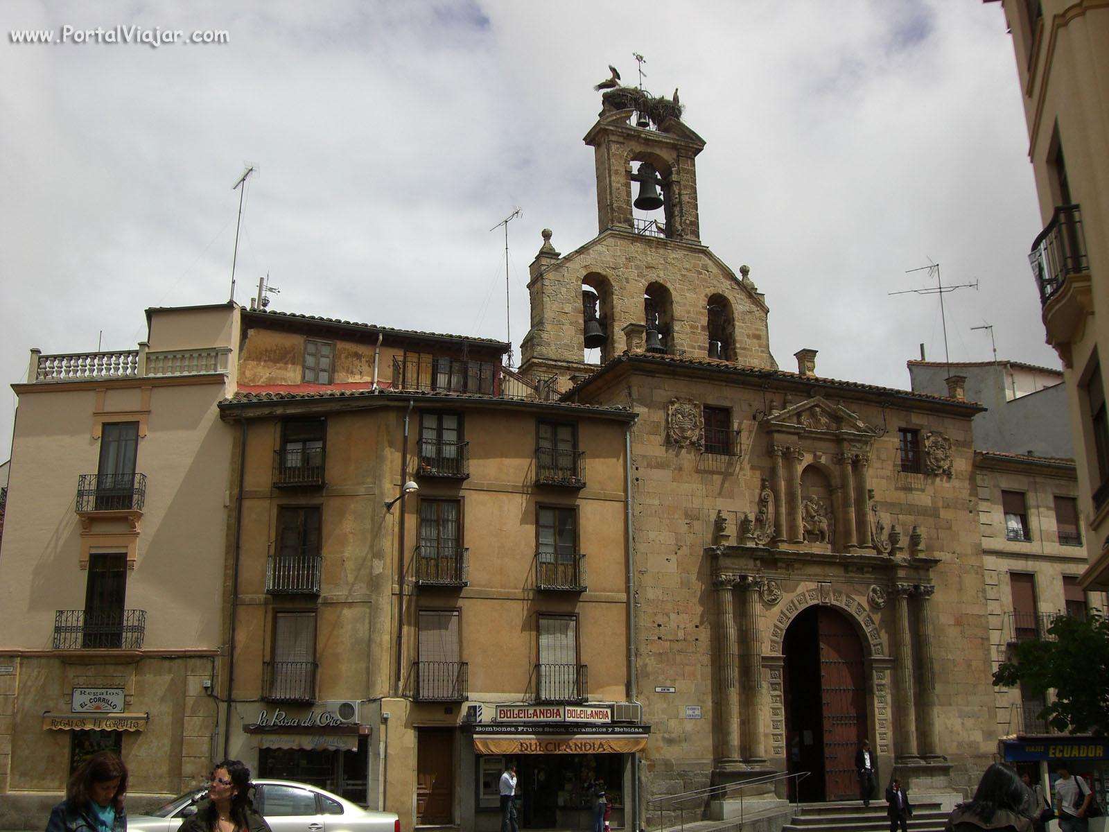 salamanca 22 - parroquia de san martin