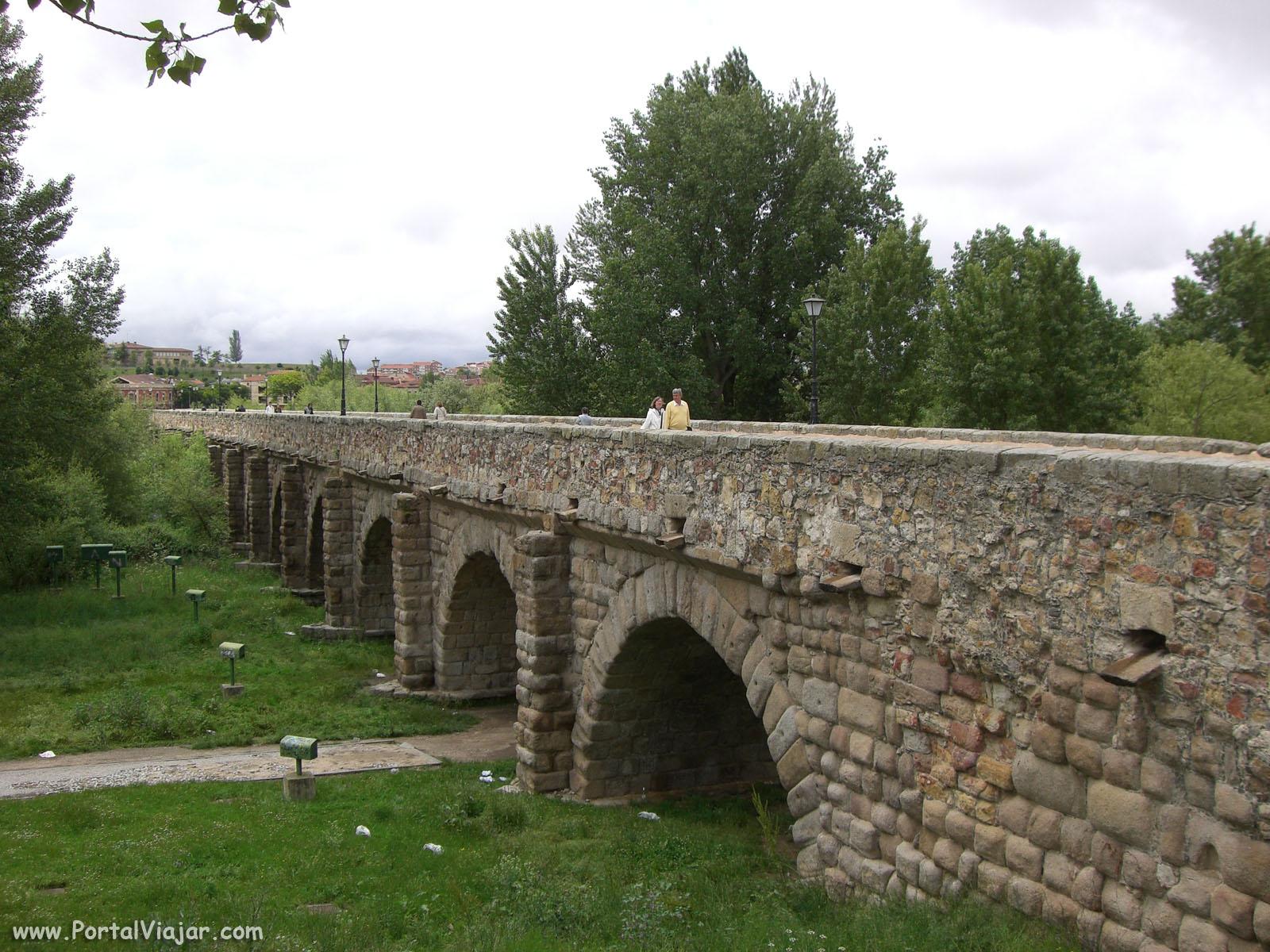 Puente Romano (Salamanca)