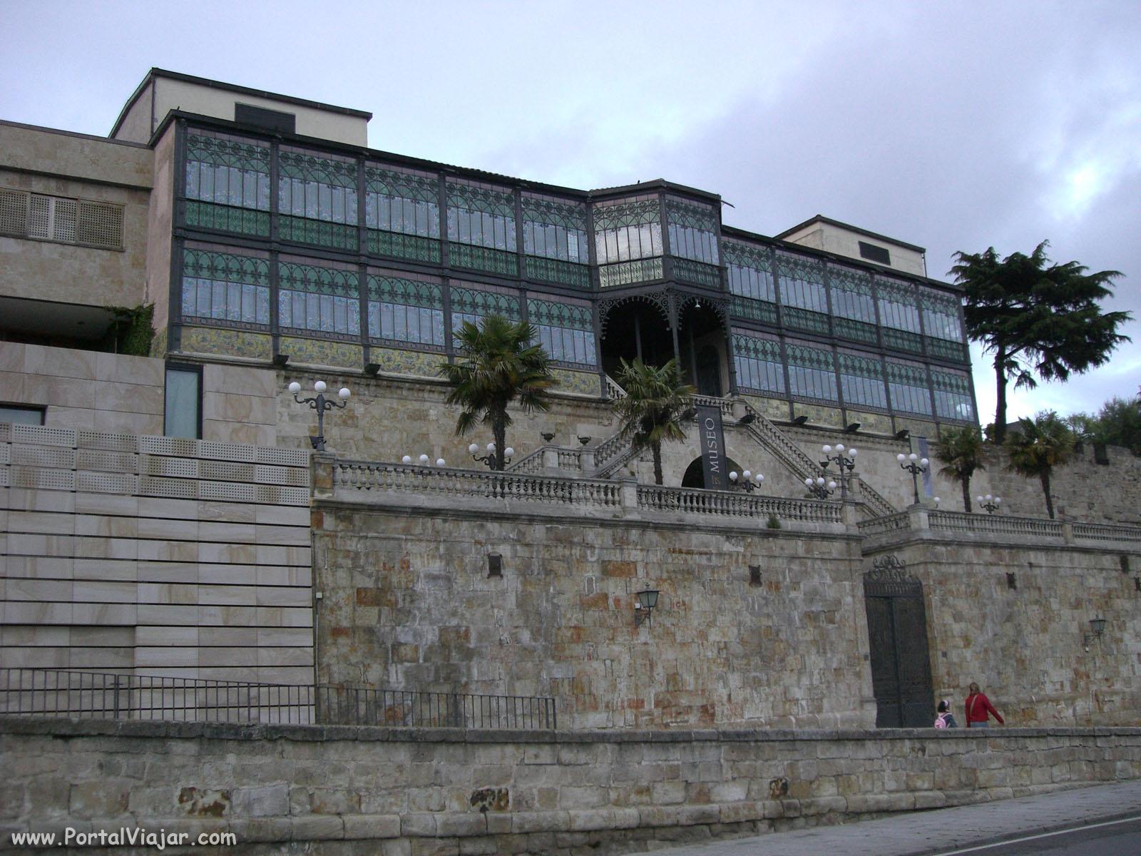 Museos de salamanca portal viajar - La casa lis de salamanca ...