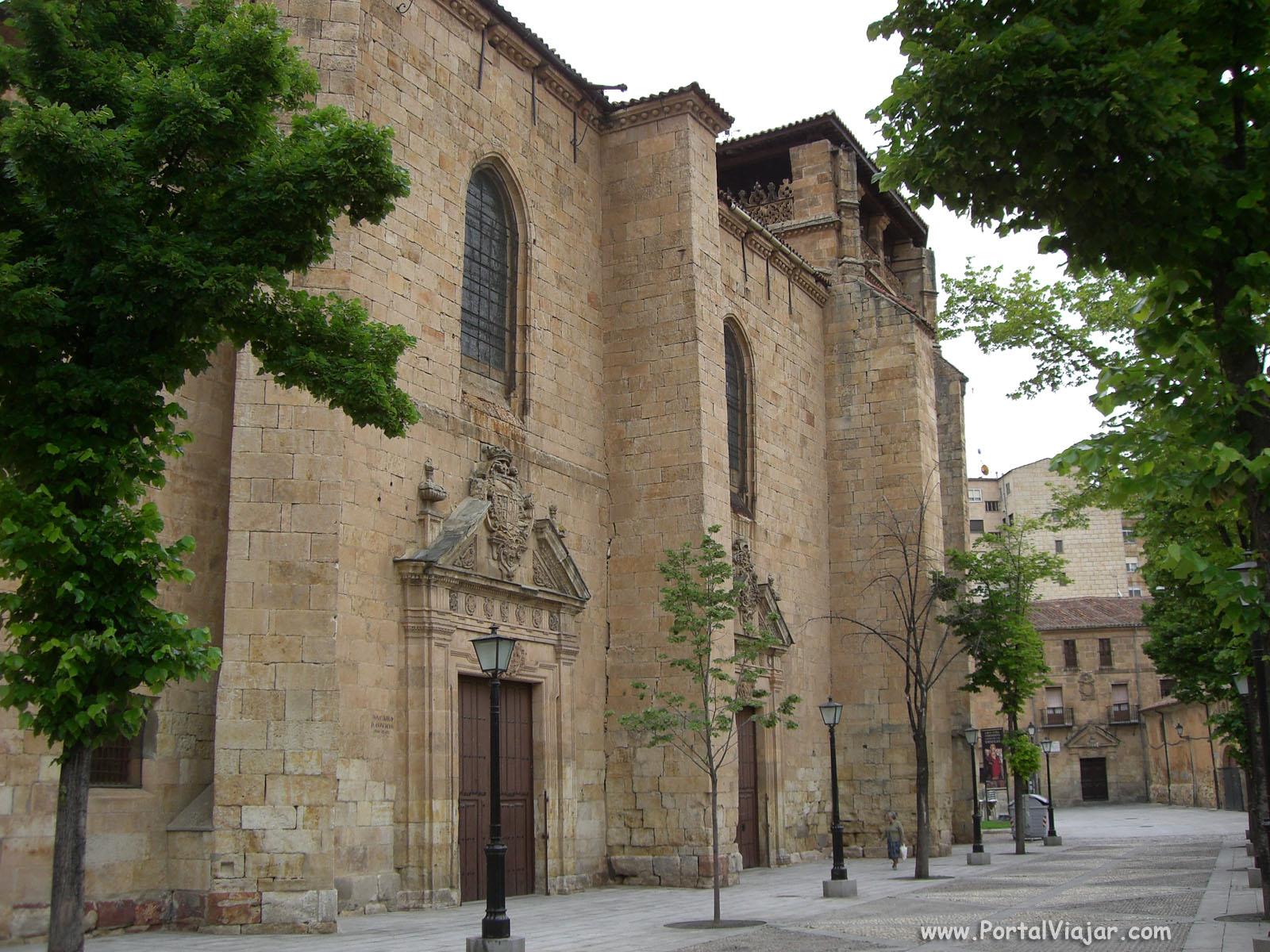 Monasterio de la Anunciación (Salamanca)
