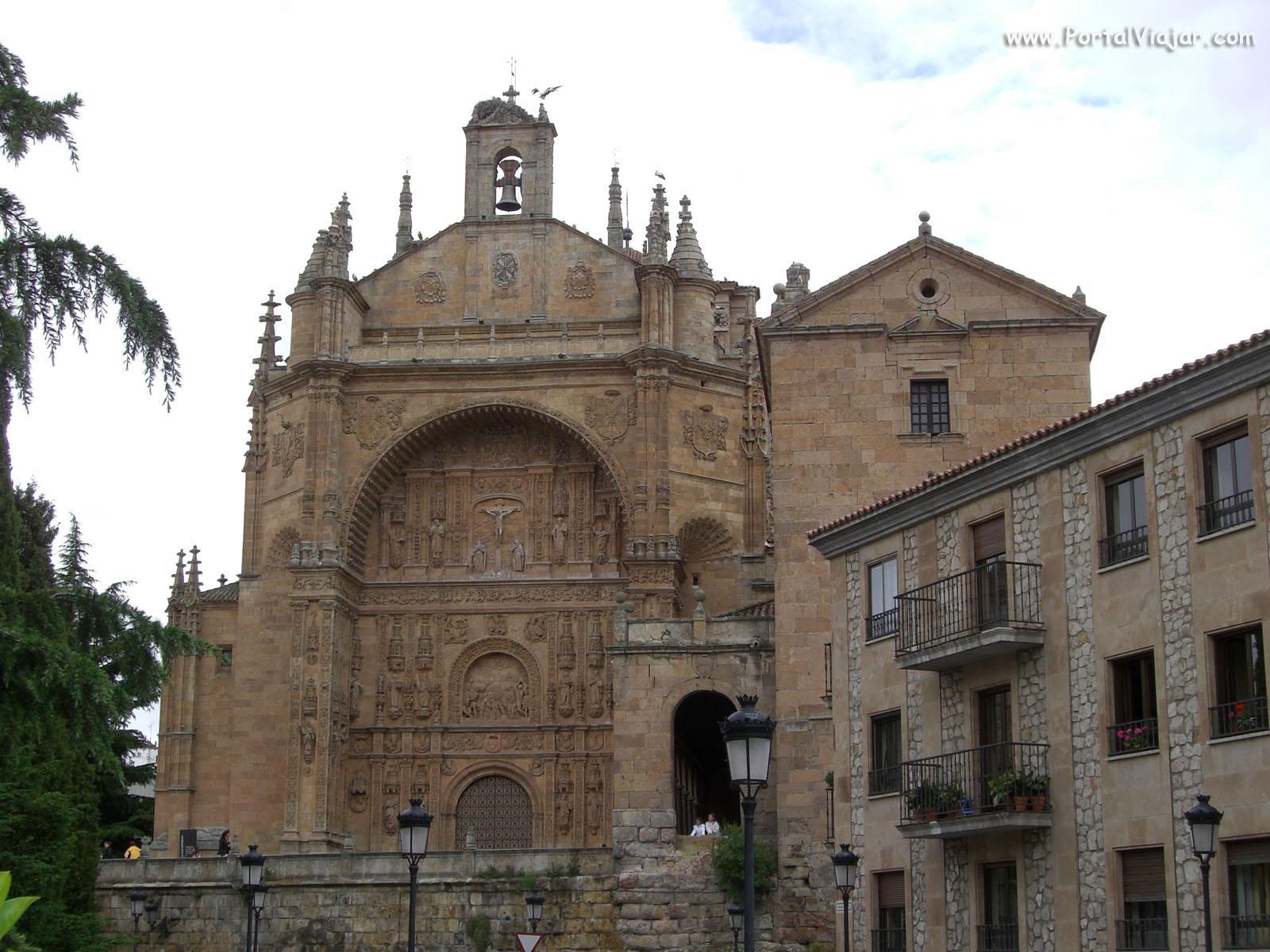 Convento de San Esteban / Los Dominicos (Salamanca)