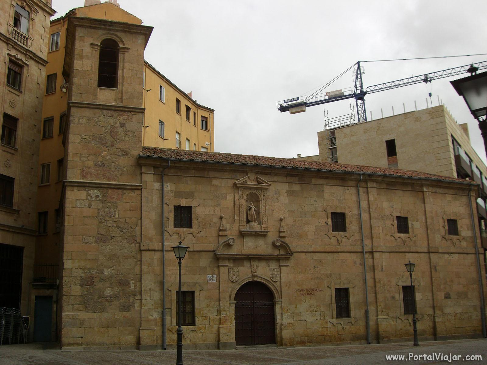 Centro Parroquial San Boal (Salamanca)
