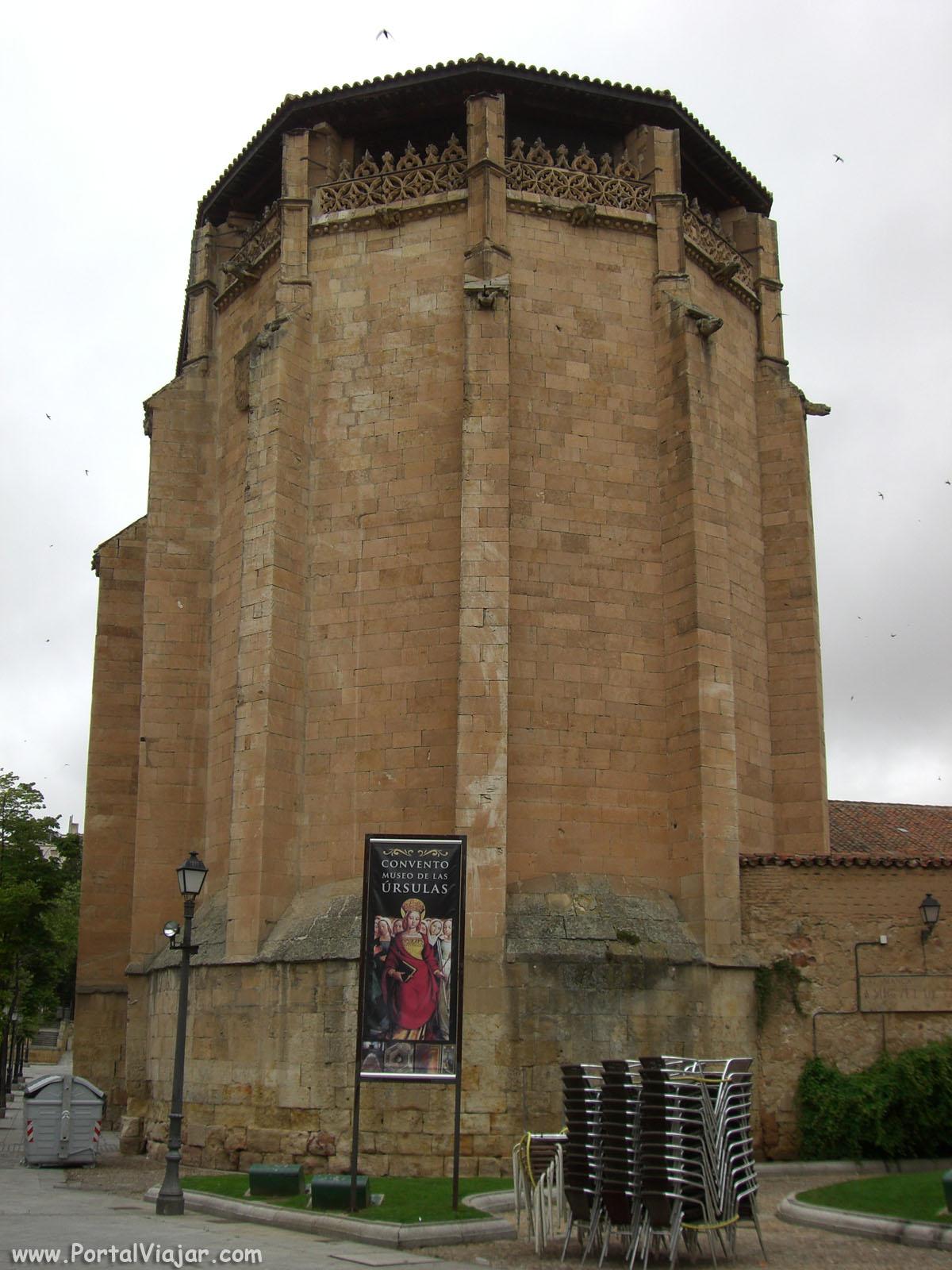 salamanca 66 - convento de las ursulas