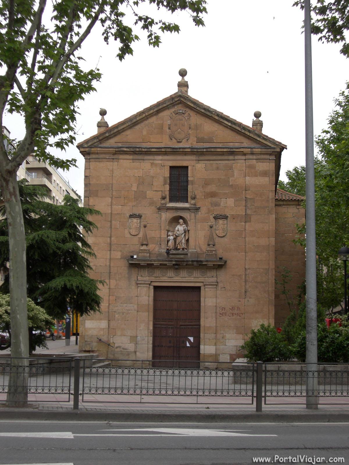 Convento de Carmelitas Descalzas / Nuestra Señora del Carmelo (Salamanca)