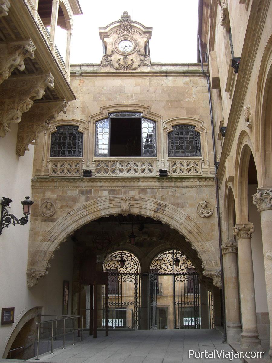 salamanca 98 - palacio de rodrigo de messia (interior) 1