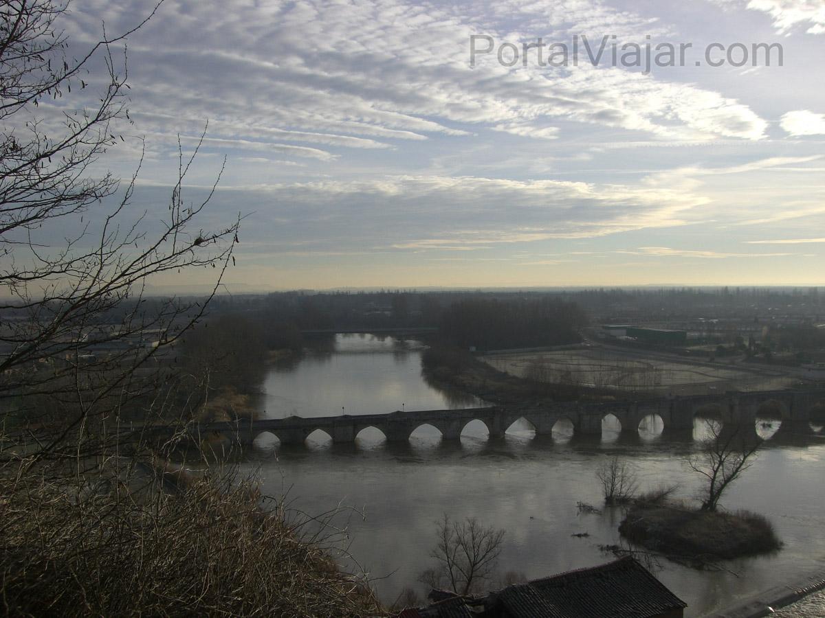Simancas - Puente medieval