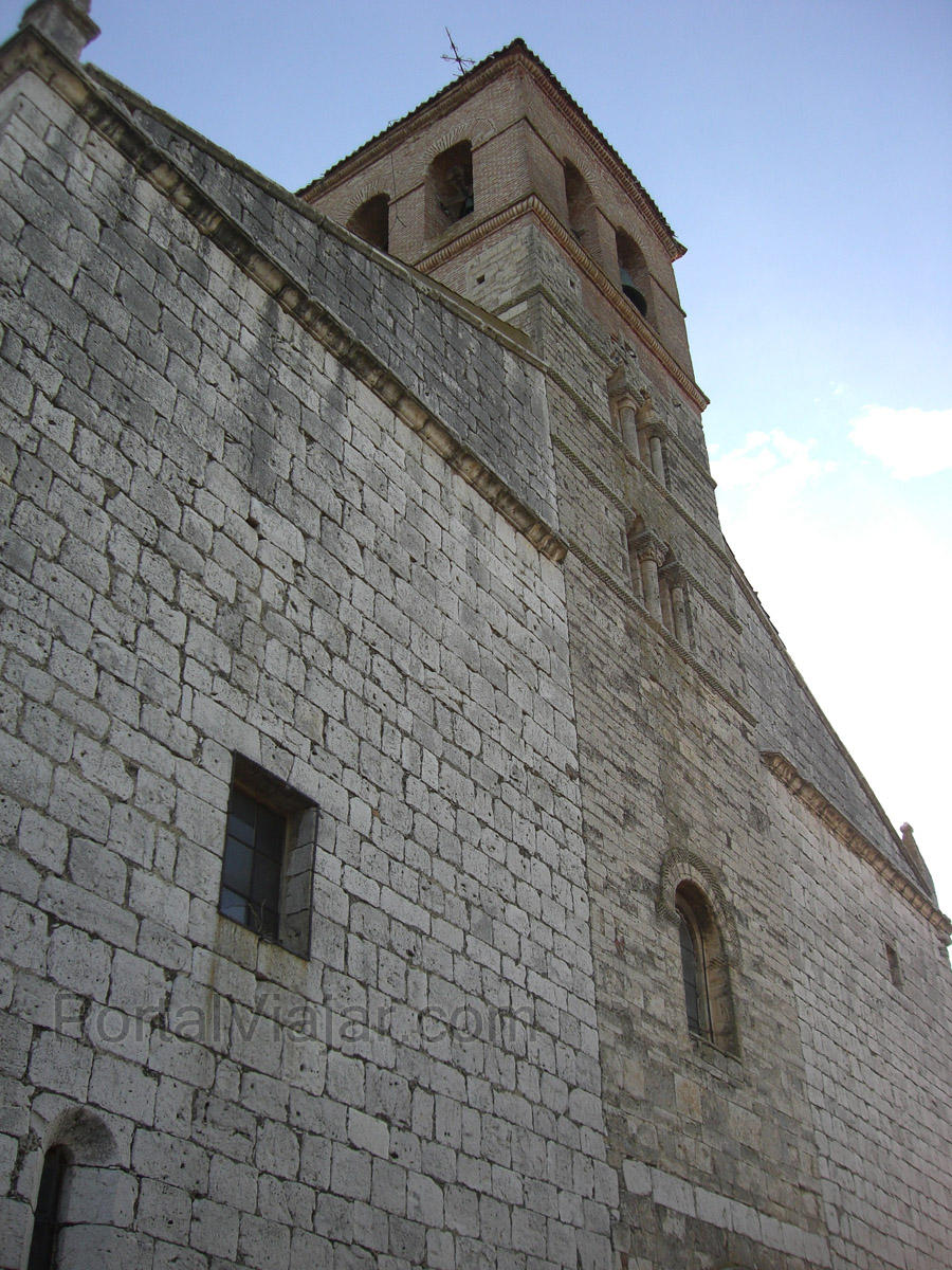 simancas 9 - iglesia del salvador