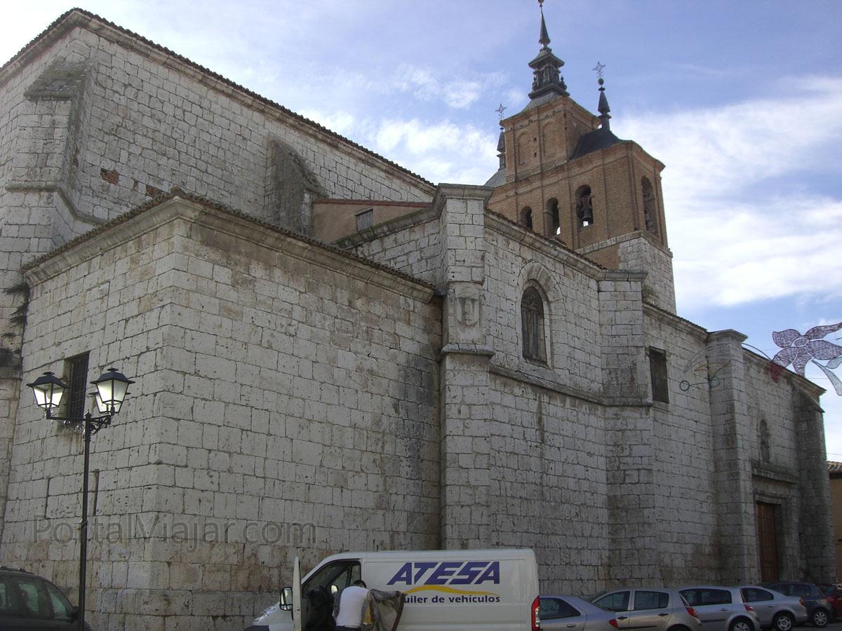 Iglesia de San Pedro (Tordesillas)