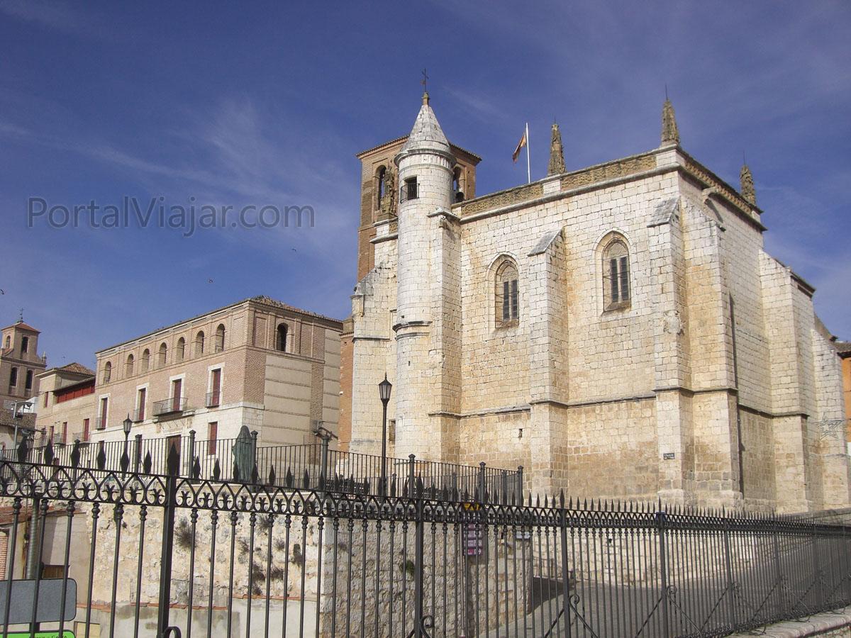 Casas del Tratado - Iglesia Museo de San Antolín (Tordesillas)
