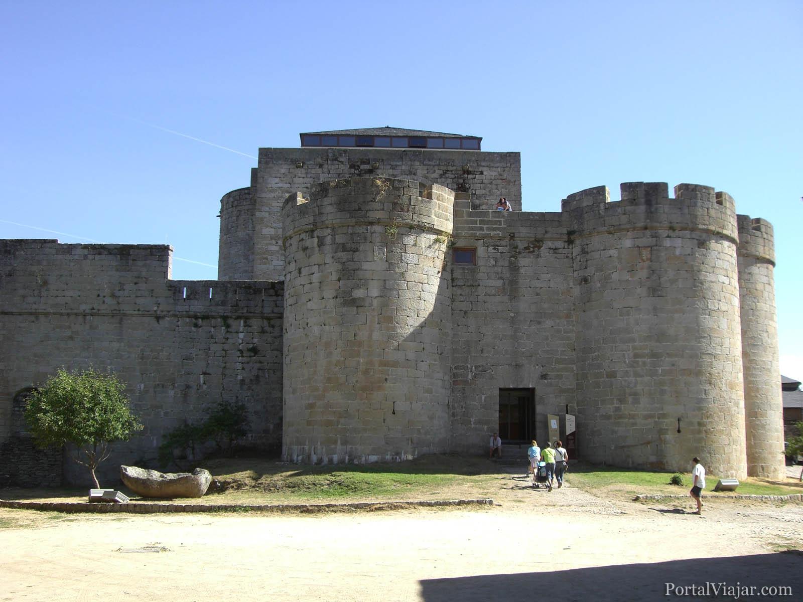 Castillo de Sanabria (Puebla de Sanabria)