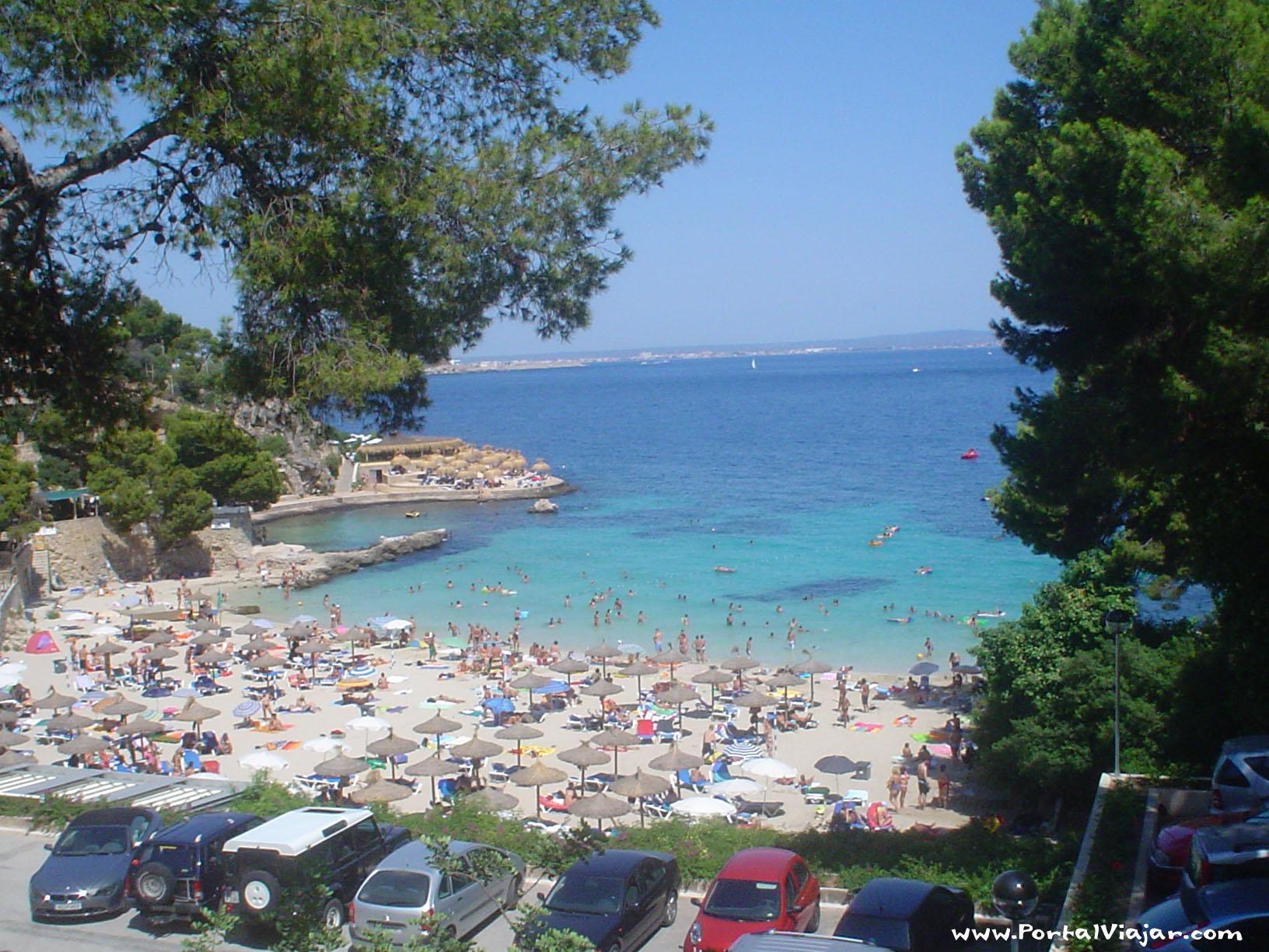 Cala Illetes Palma de Mallorca