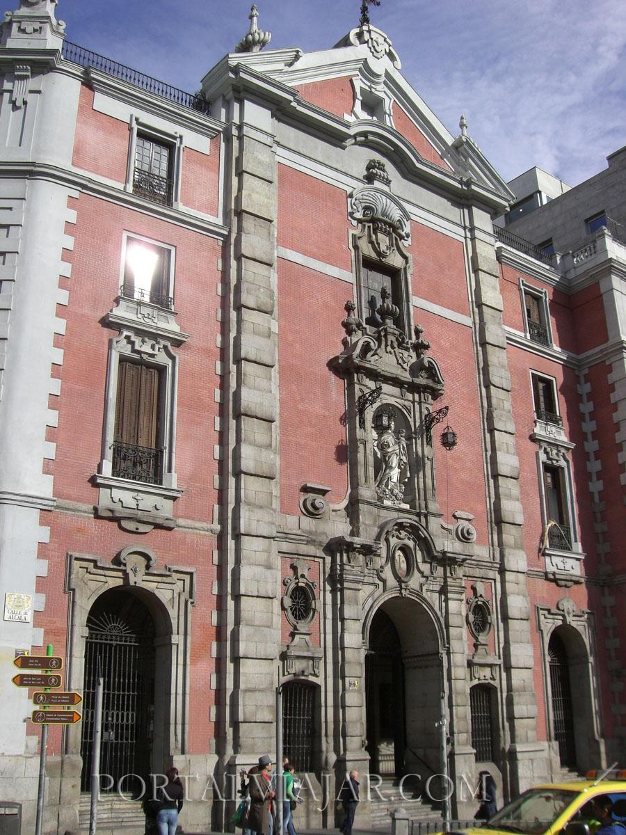 Iglesia de San José (Madrid)