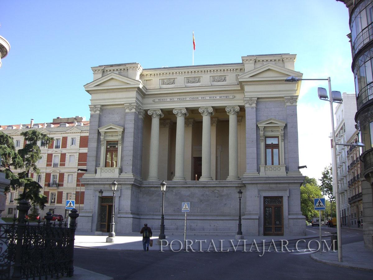 Museo del Prado - Casón del Buen Retiro (Madrid)