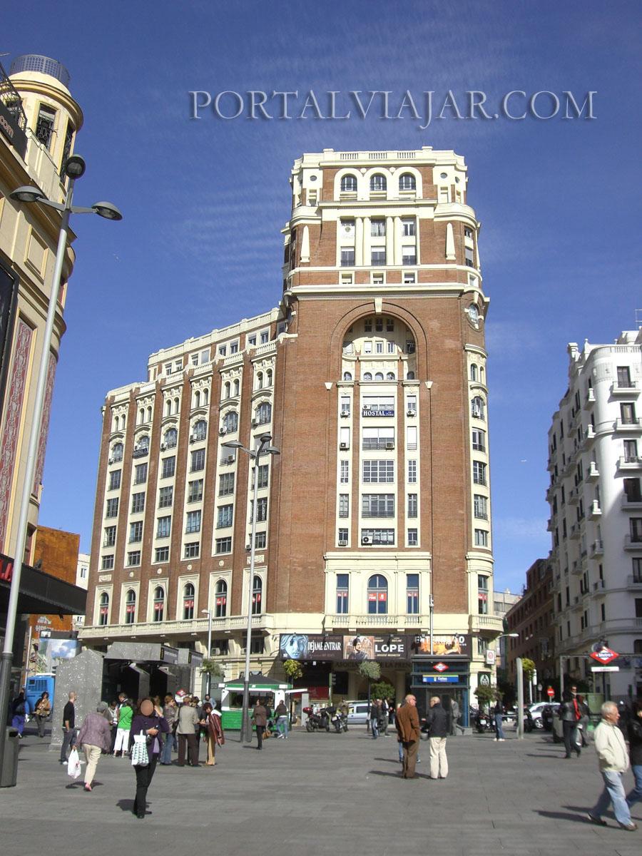 Palacio de la Prensa (Madrid)
