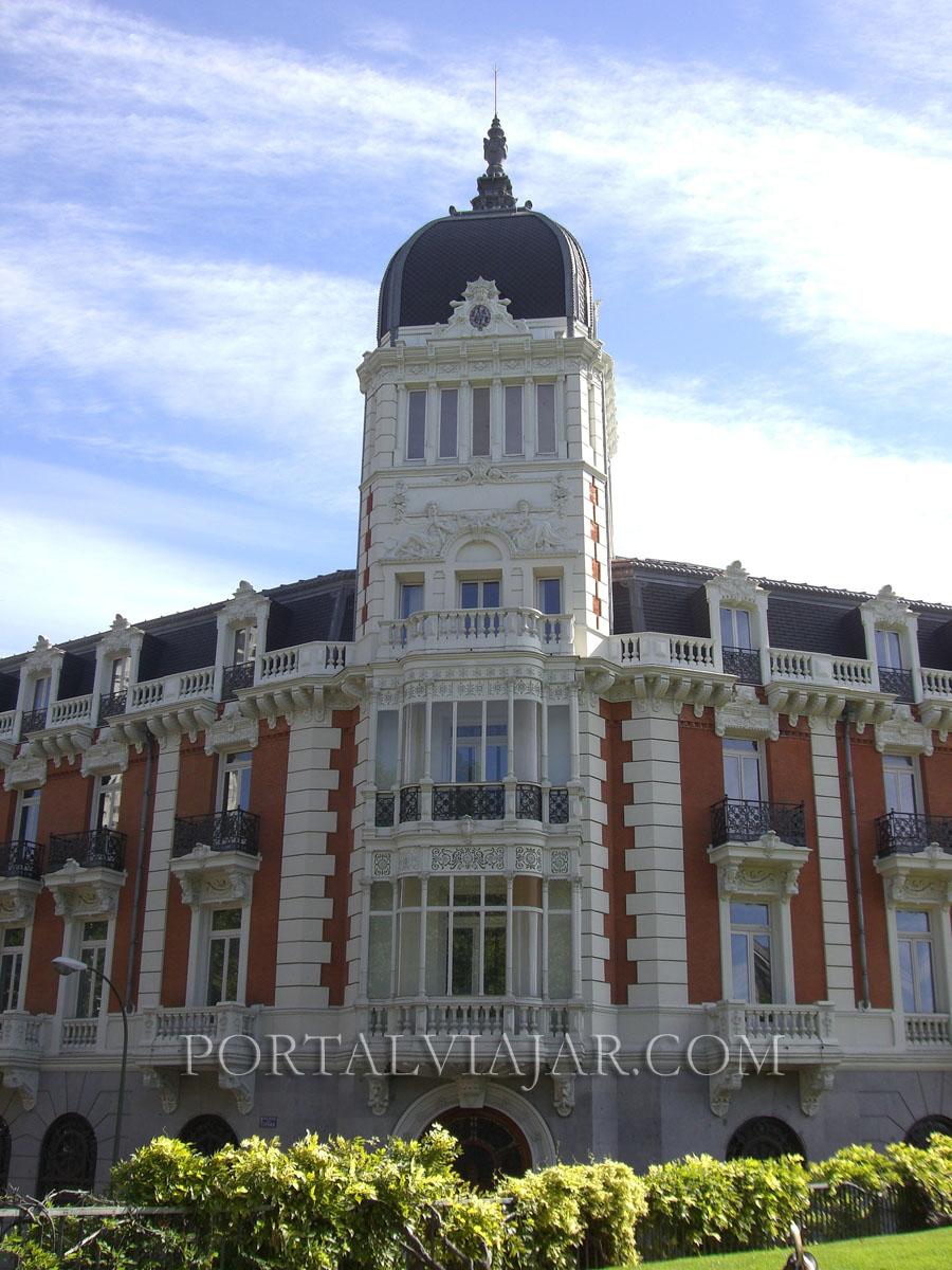 Real Compañía Asturiana de Minas (Madrid)
