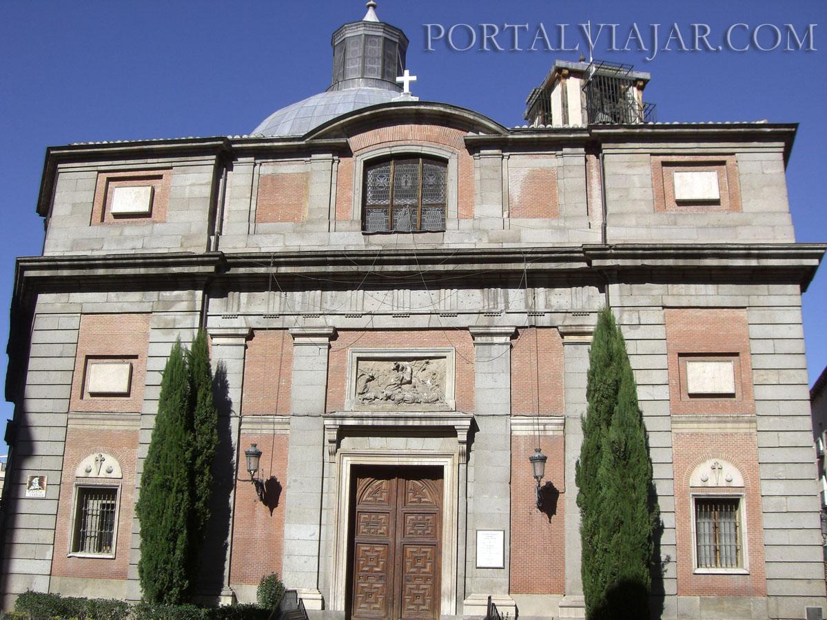 Iglesia Parroquial de Santiago y San Juan Bautista