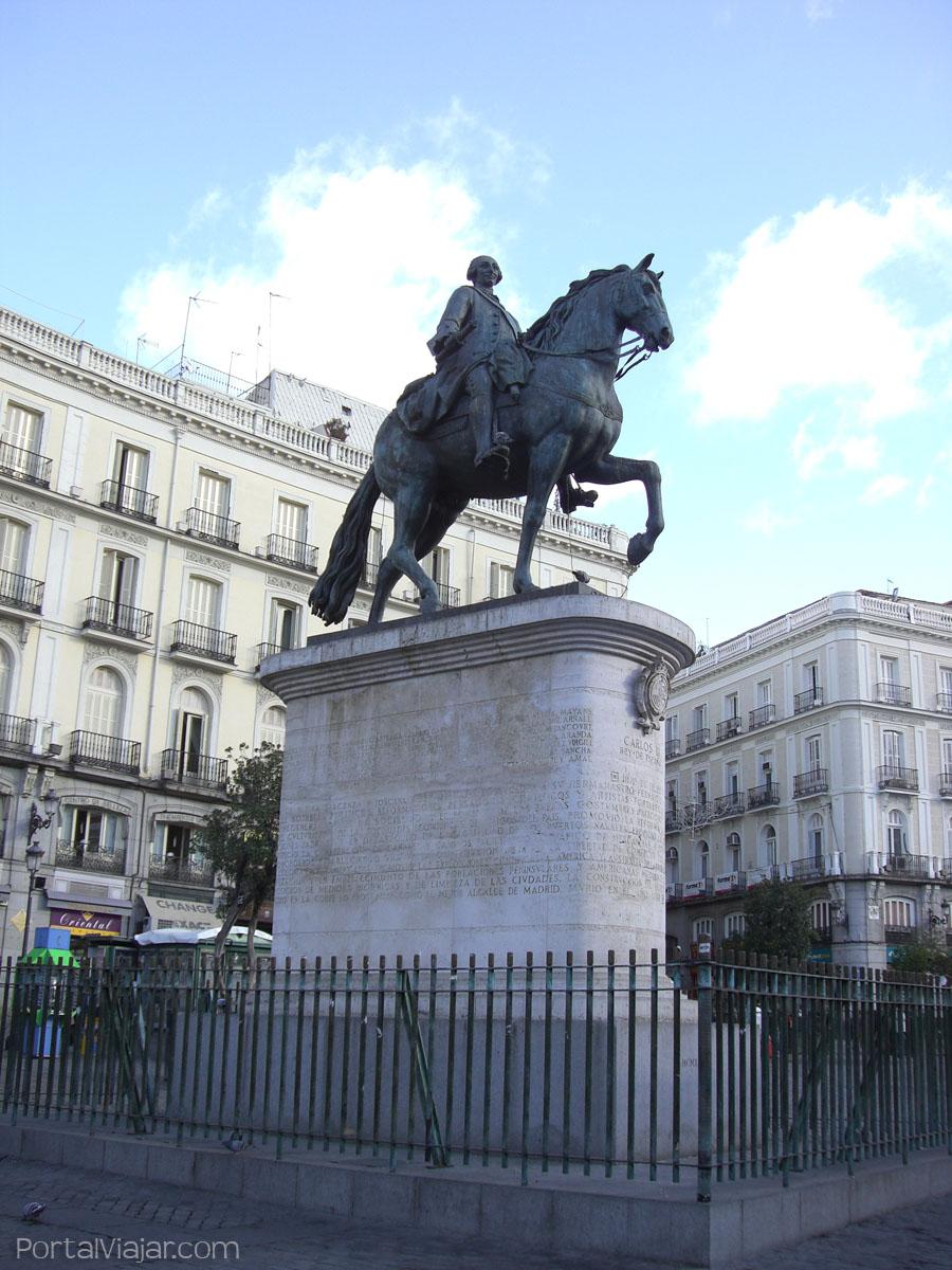 Estatua Ecuestre de Carlos III (Madrid)