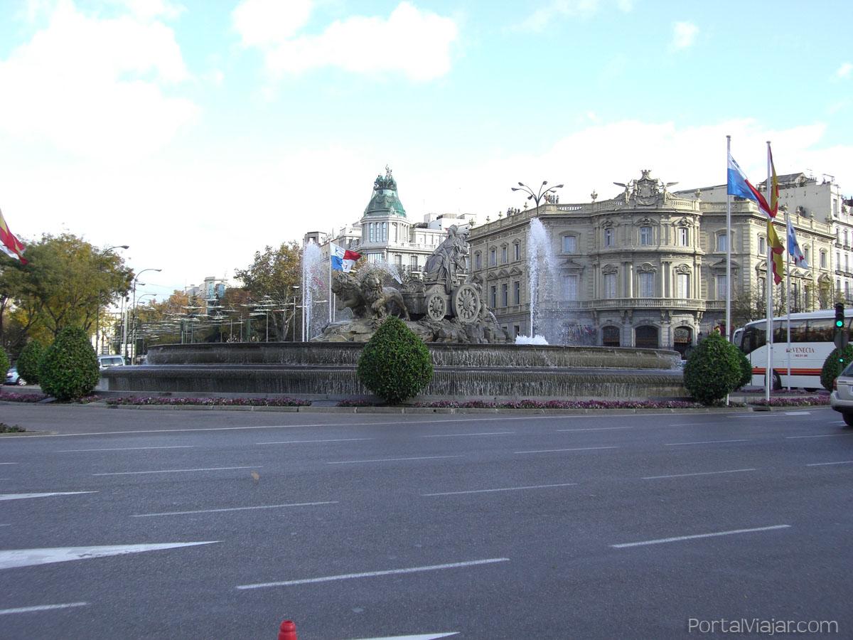 Fuente Cibeles (Madrid)