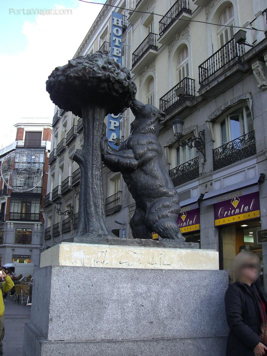 Oso y el Madroño (Madrid)