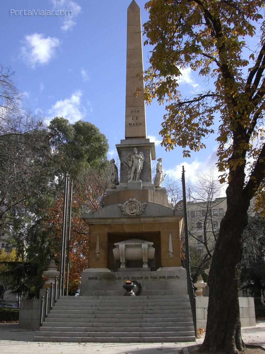 Monumento a las Víctimas del 2 de Mayo (Madrid)