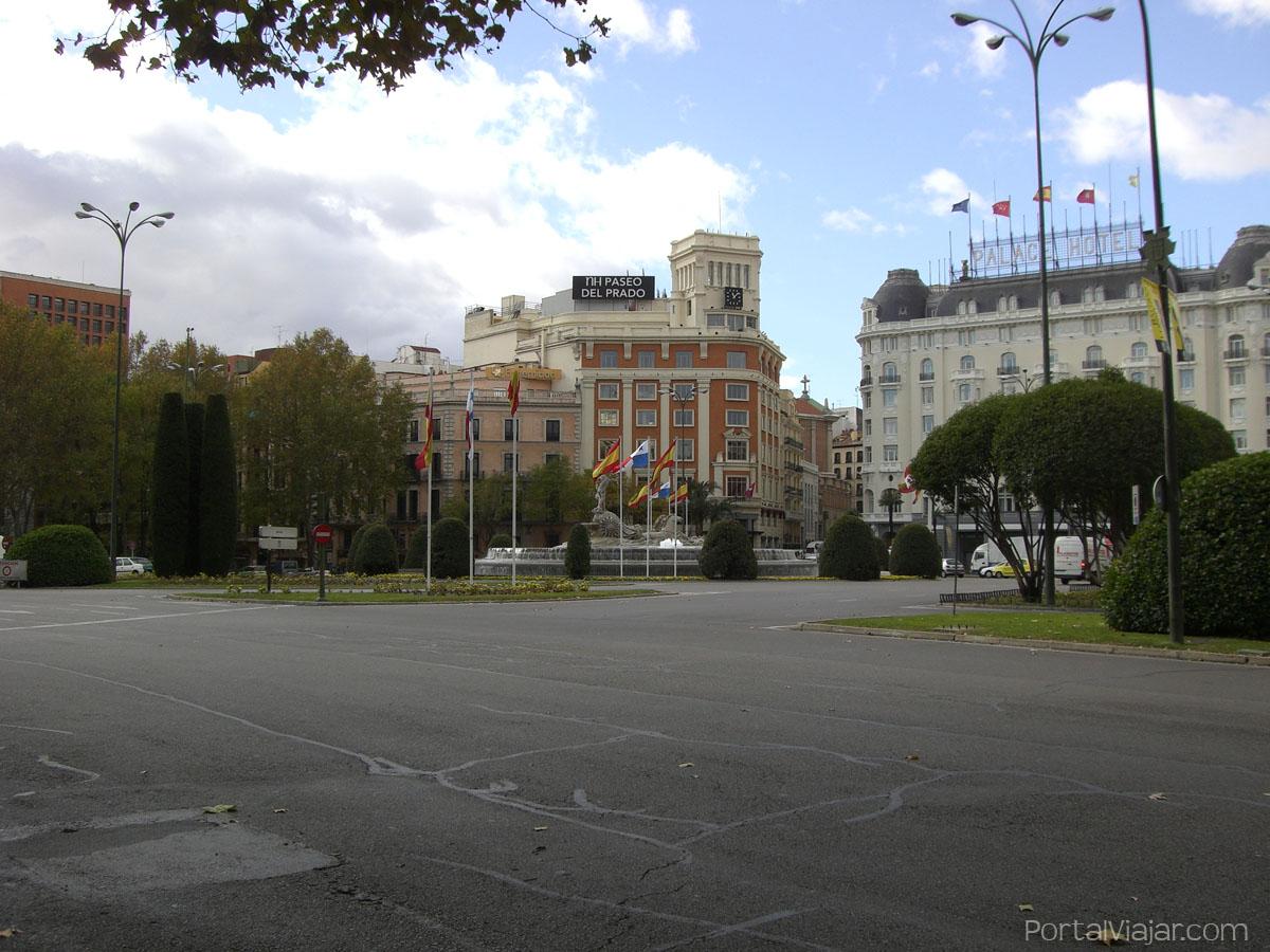 Plaza Cánovas del Castillo (Madrid)