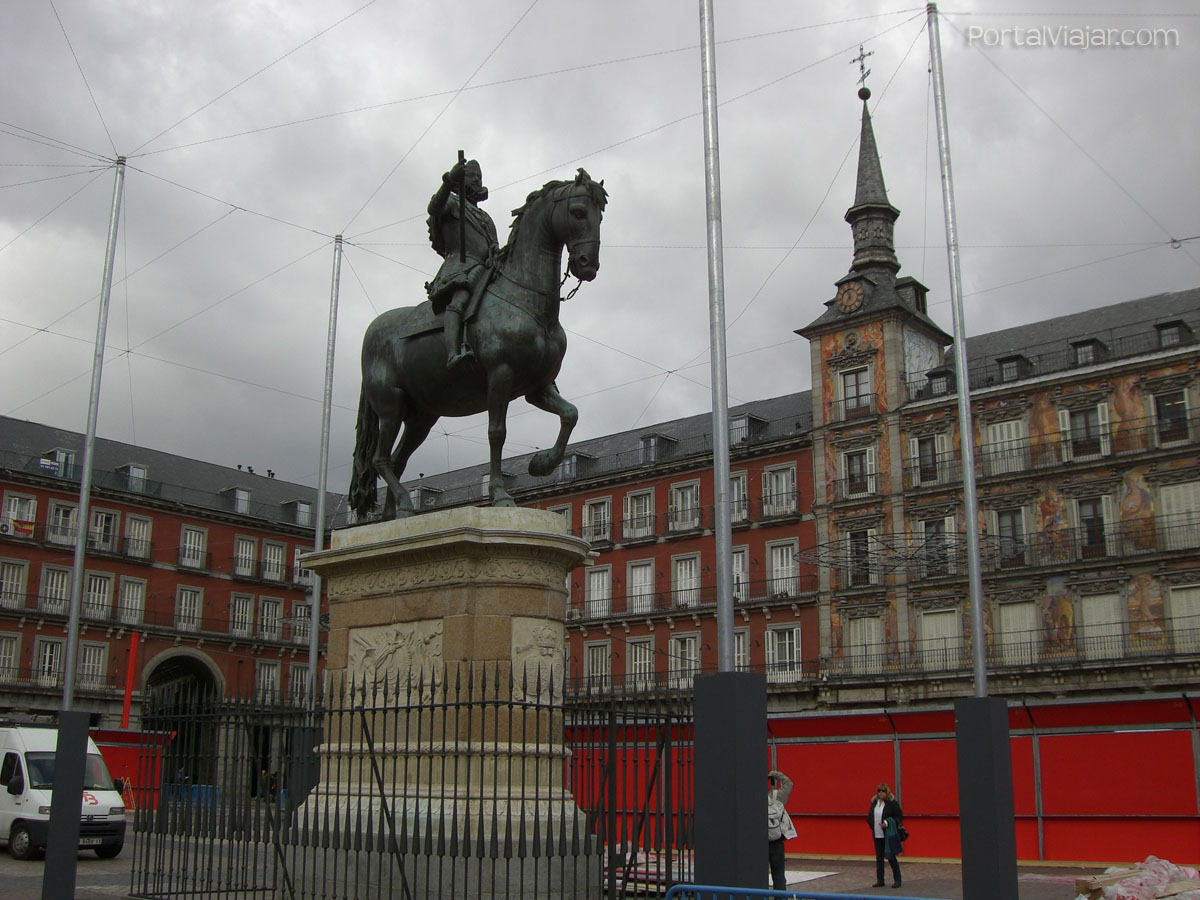 Estatua de Felipe III (Madrid)