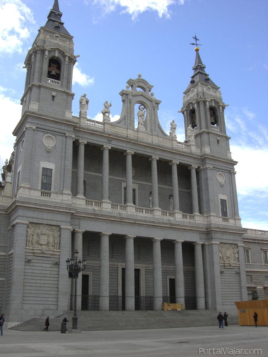 Catedral de Nuestra Señora de la Almudena (Madrid)