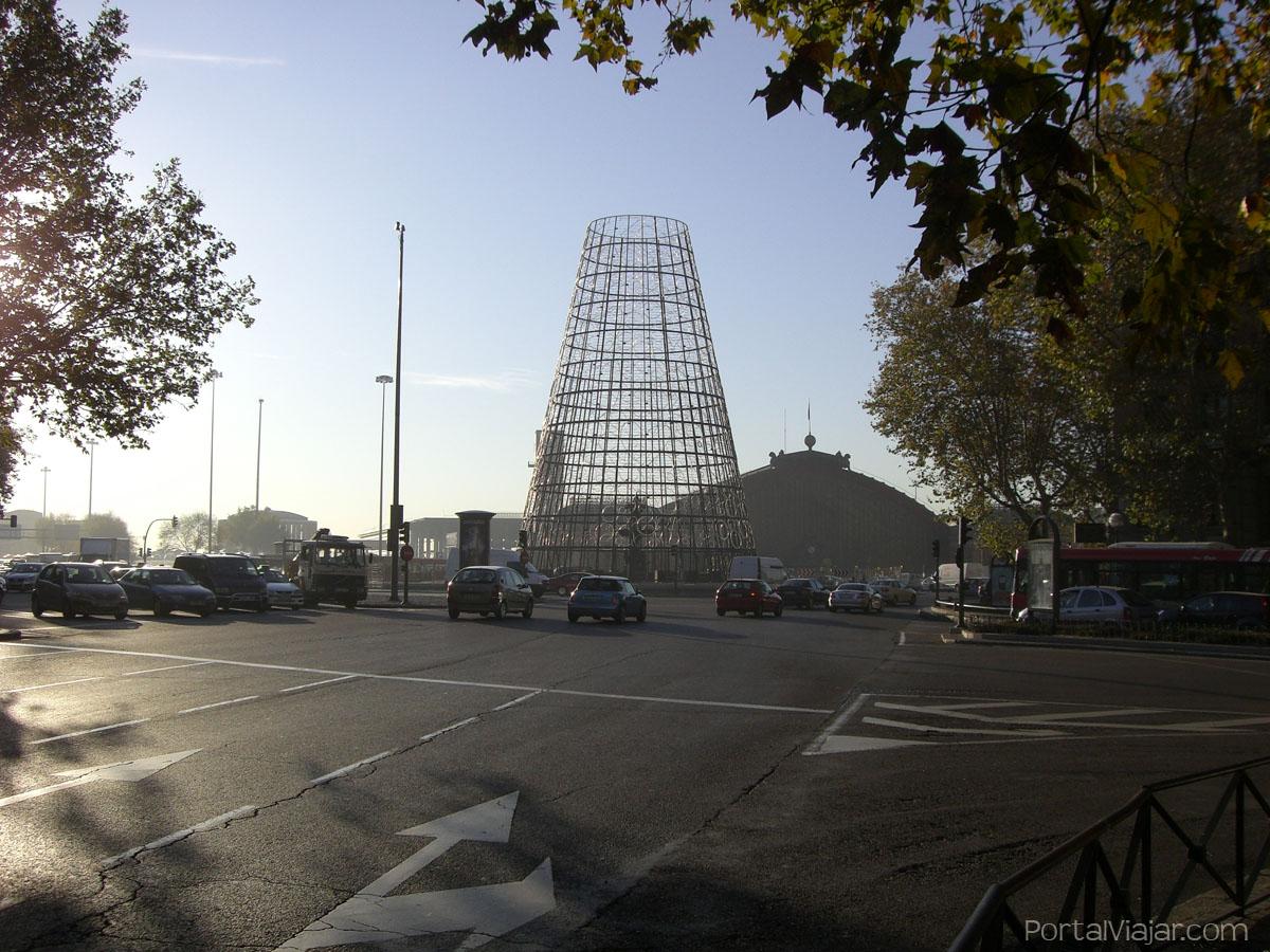 Plaza del Emperador Carlos V (Madrid)