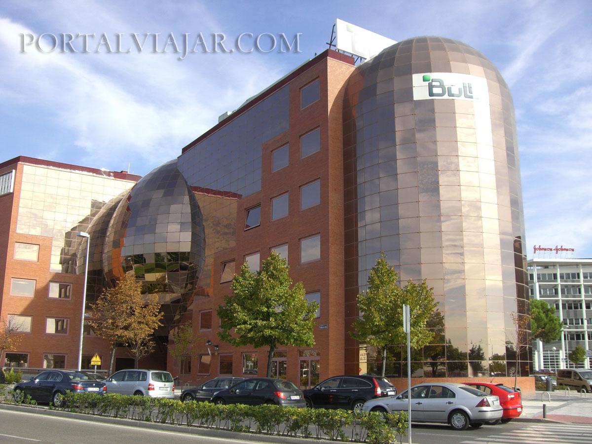 Edificio Bull (Madrid)