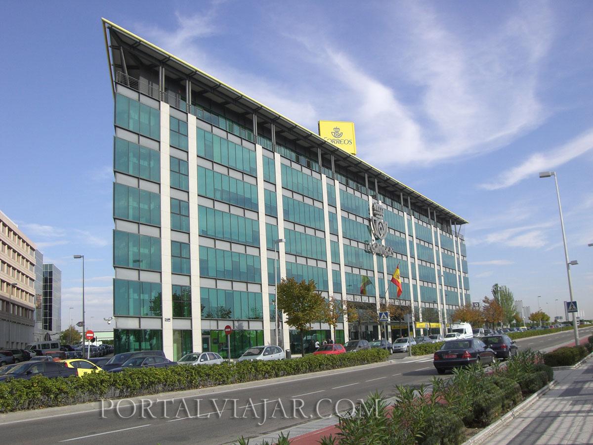 Edificio de Correos (Madrid)