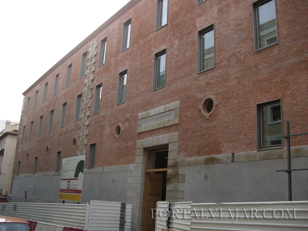 Cuartel del Conde Duque (Madrid)