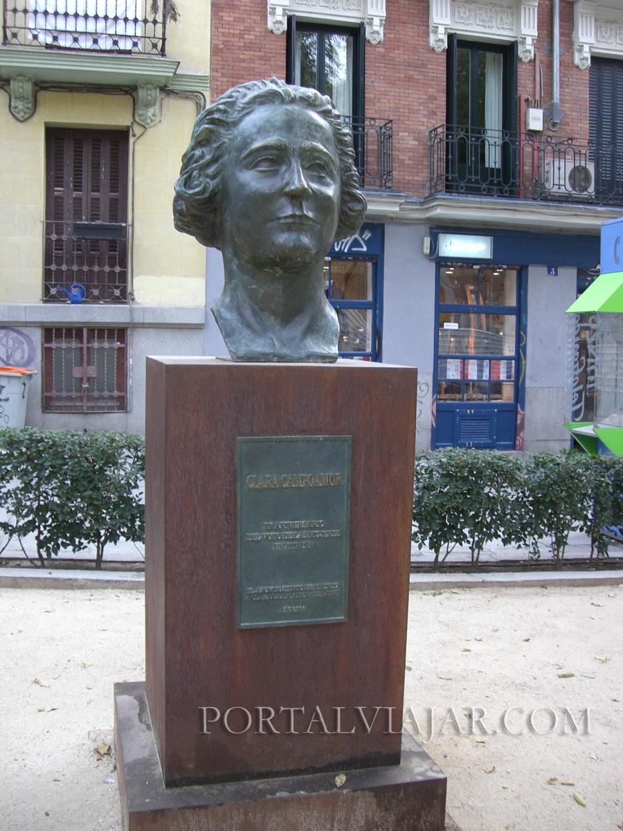 Monumento a Clara Campoamor (Madrid)