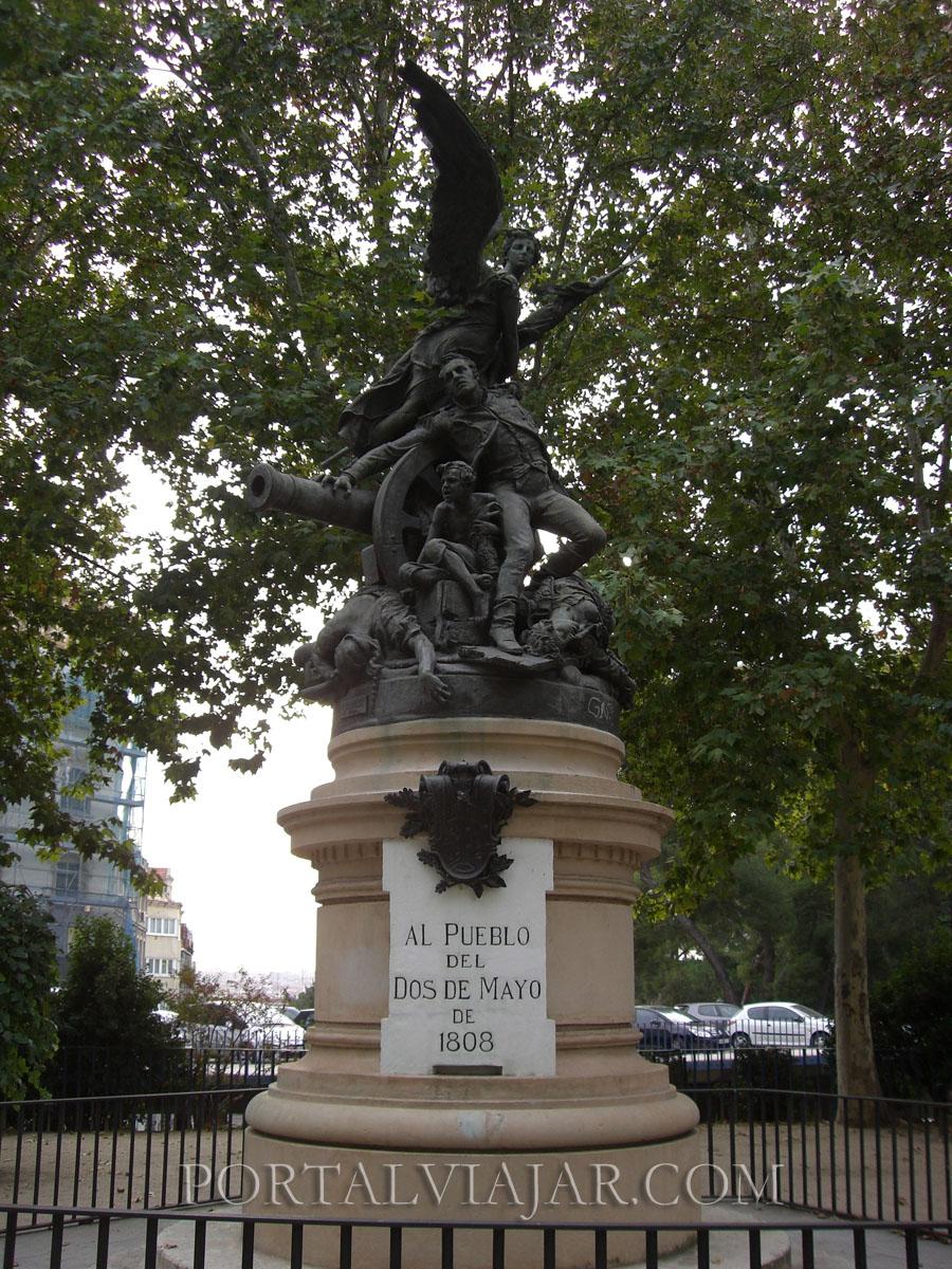 Monumento al Pueblo del 2 de mayo de 1808 (Madrid)
