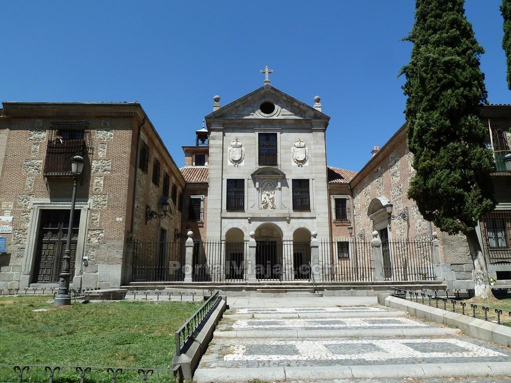 madrid - real monasterio de la encarnacion 1