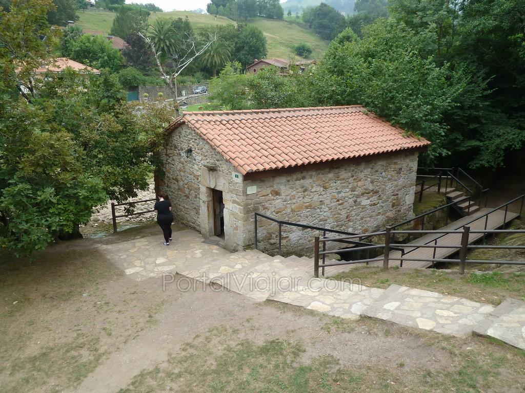 Liérganes - Centro de Interpretación del Hombre Pez
