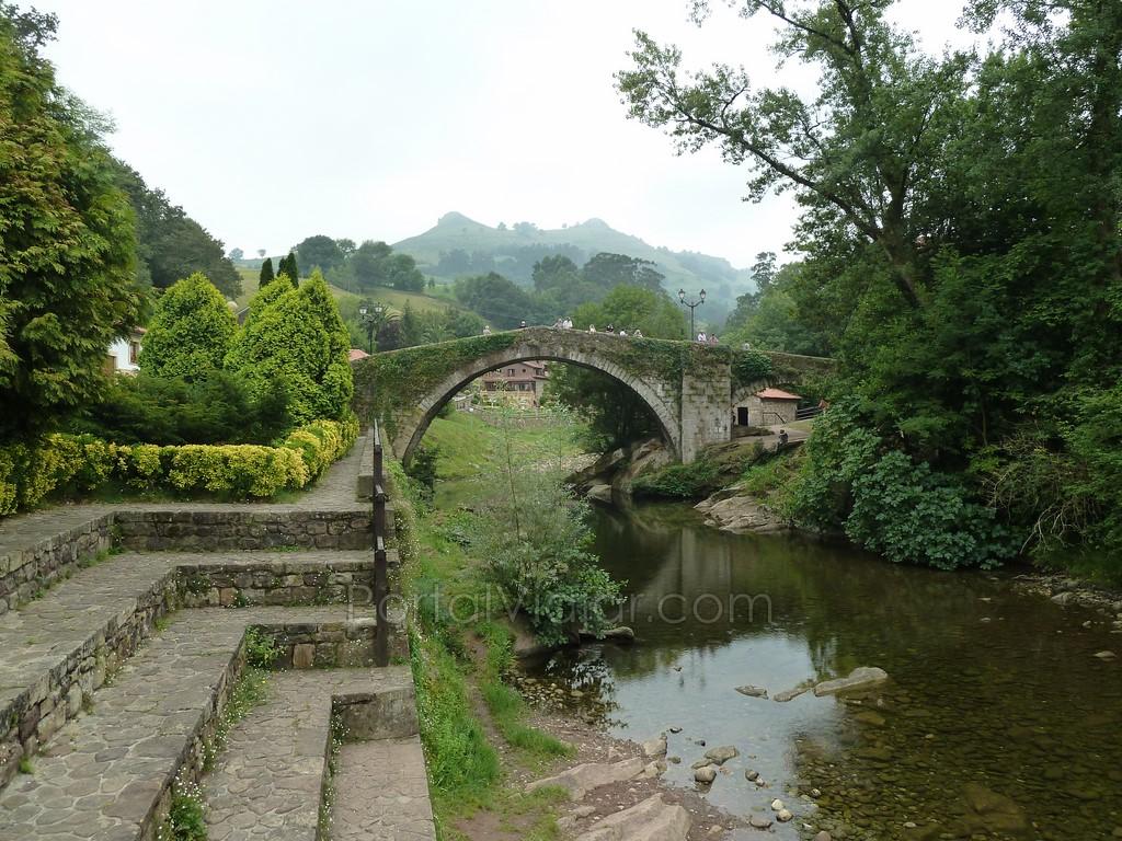 Liérganes - Puente romano
