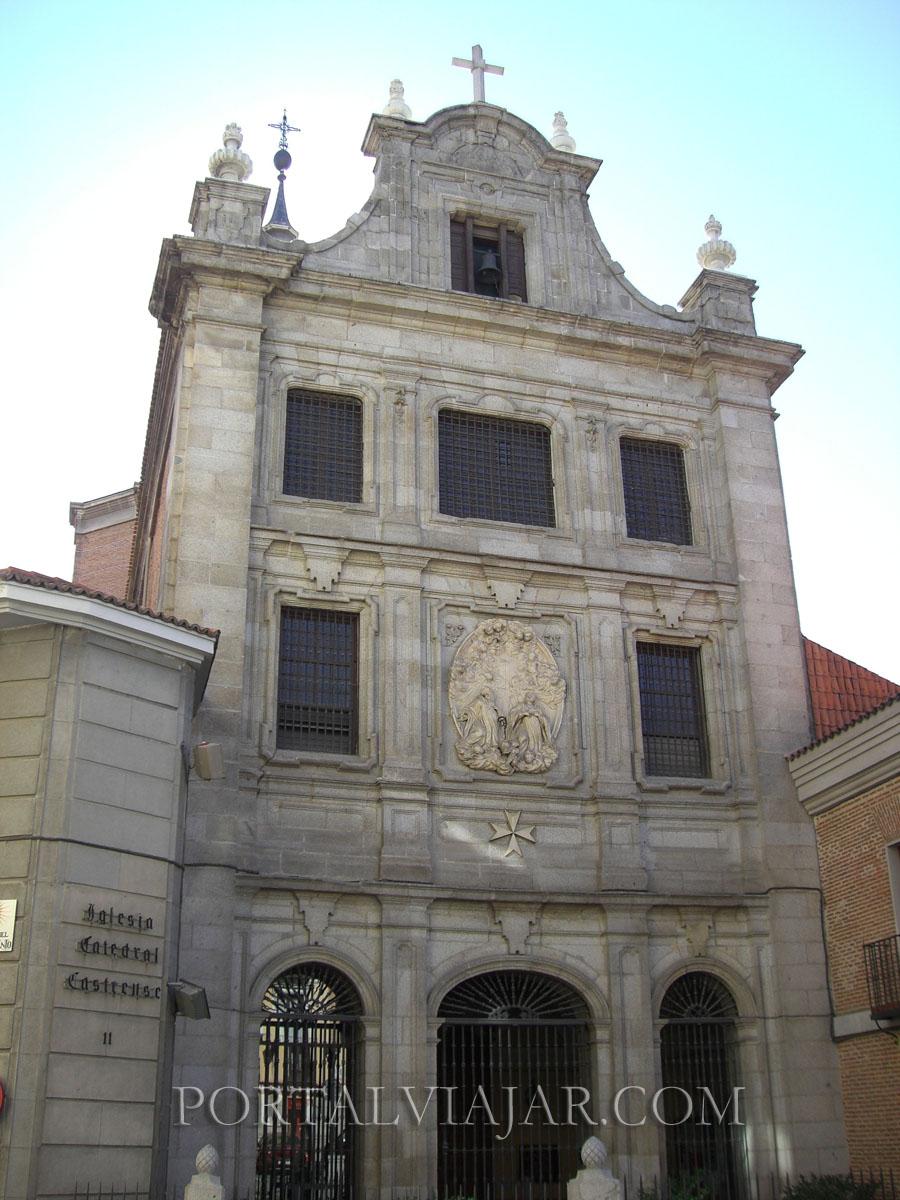 madrid 149 - iglesia del sacramento o catedral castrense