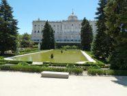 madrid - jardines de sabatini 7