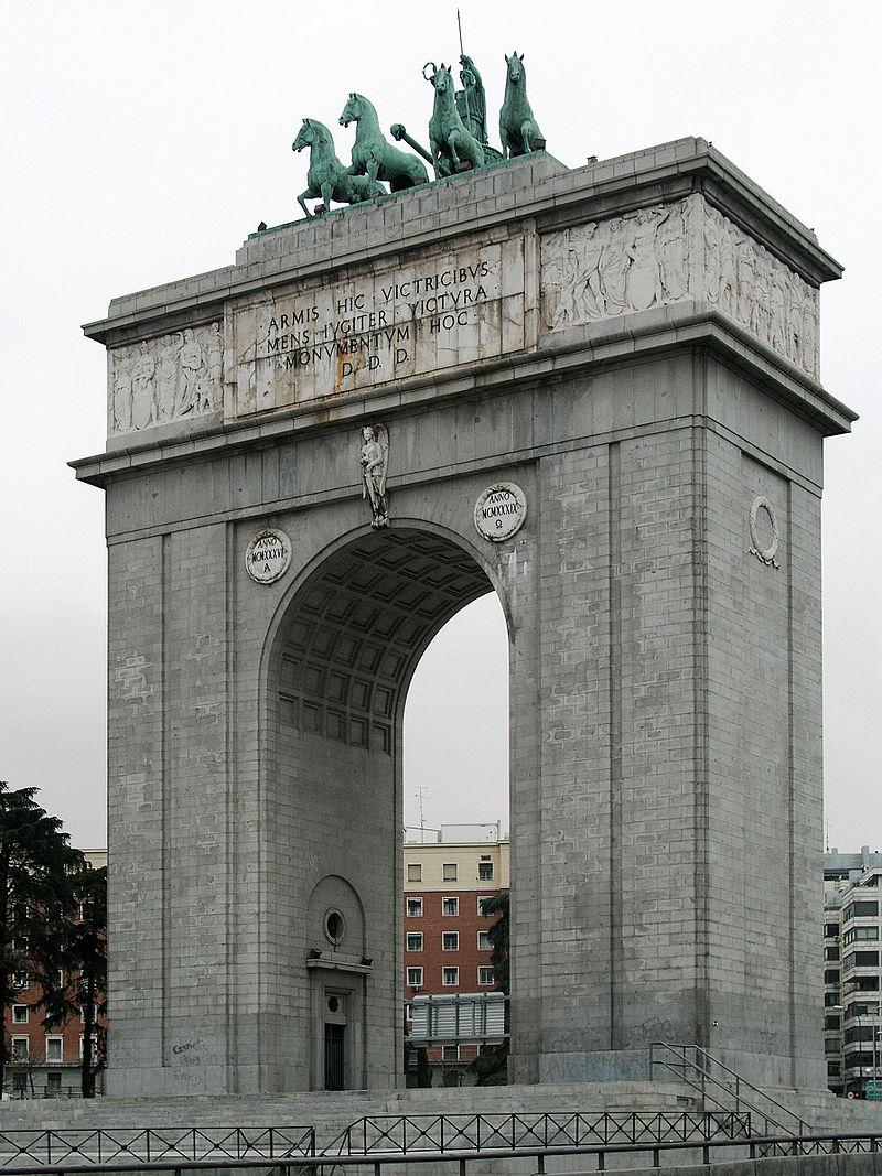 Arco de la Victoria / Puerta de la Moncloa / Arco del Triunfo (Madrid)