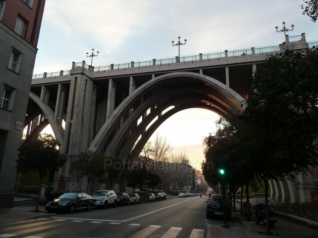 madrid - puente de segovia