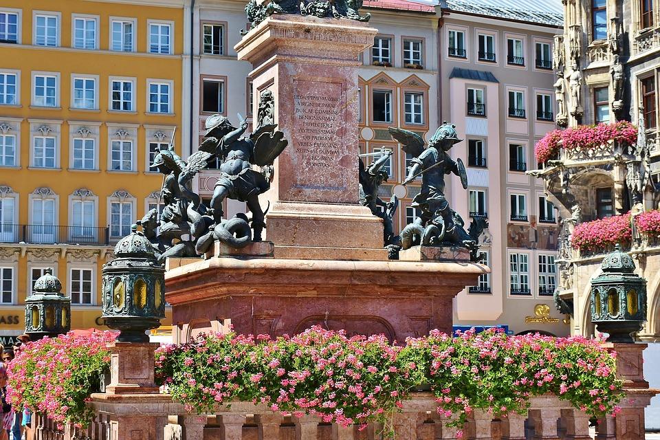 Plaza de María / Marienplatz (Múnich)